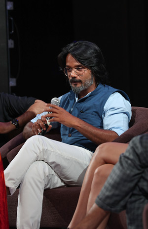 Gautam Kottamraju at India Fashion Summit 2016