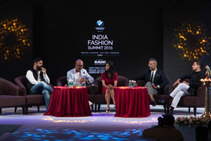 India Fashion Summit 2016